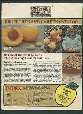 Stark Vintage Fruit Tree And Garden Catalogue 1970 Era 64 Pages