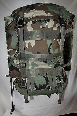 Used USGI CFP-90 Backpack with patrol pack