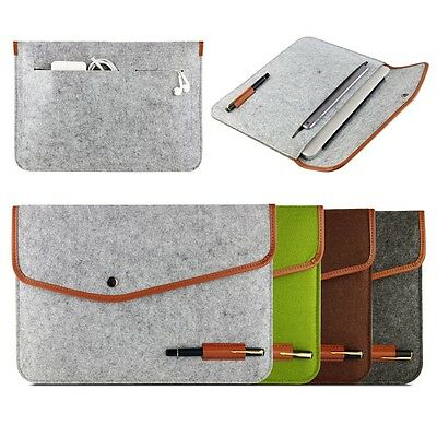Laptop sleeve Case Cover for 11 -13 -15 Inch MacBook Air/ Pro / Retina Ultrabook