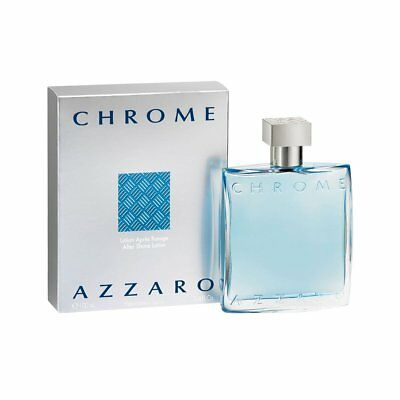 Azzaro Chrome 100 ml AfterShave Lotion Splash 100ml neu & Ovp / Folie