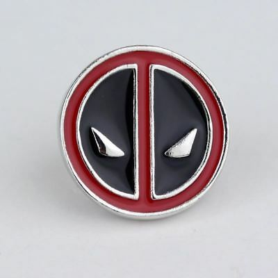 DEADPOOL Superhero Memorabilia Metal Enamel Pin Badge