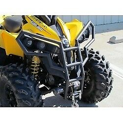 Can-Am Renegade 500/800/1000 Front Bumper w/winch mount