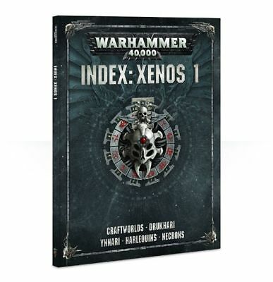 INDEX XENOS 1 CODEX ITALIANO - Warhammer 40000 - Games Workshop
