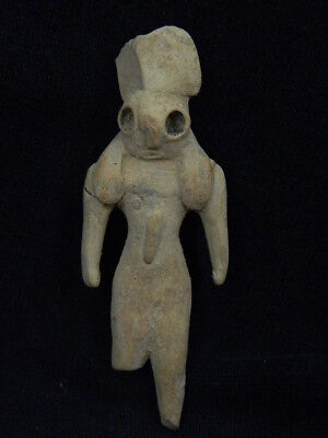 Ancient Teracotta Mother Goddess Indus Valley 2000 BC  #TR8220