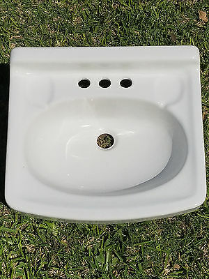 Old Wall Sink