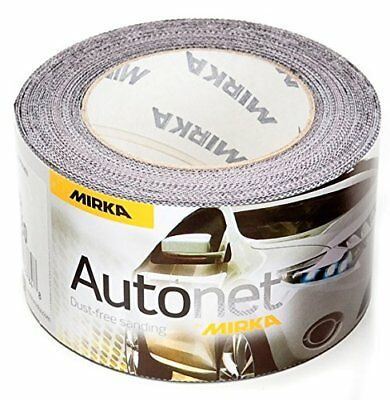 "Mirka AE-570-600 Autonet  2-3/4"" x 33ft Mesh Grip Abrasive Roll 600 Grit,1pc"