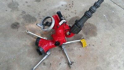 Elkhart Stinger Fire Engine Deluge Set Nozzle