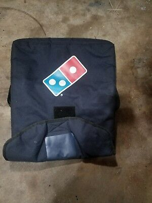 """Domino's Large Pizza Delivery Bag 18""""  Insulated Keeps Food Hot!!"""