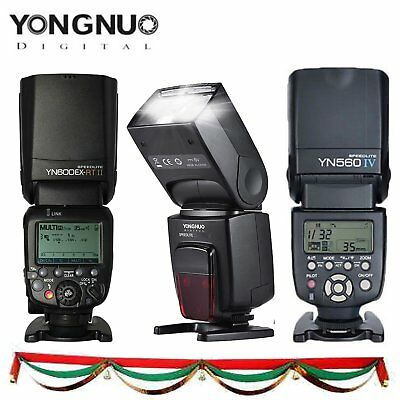 YONGNUO flash speedlite YN560IV YN560III YN600EX-RT II for selection/CANON NIKON