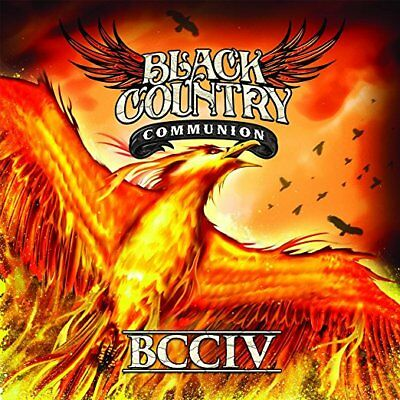 Black Country Communion Cd - Bcciv (2017) - New Unopened - Rock Metal - J&r