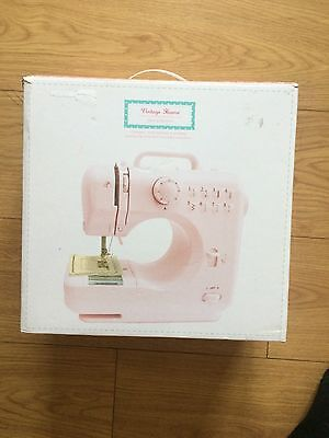 Vintage Home Sewing Machine