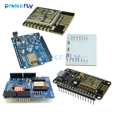 WeMos D1 CH340  ESP8266 ESP-12E CP2102 WiFi Development Board Shield Adapter