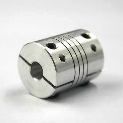3pcs BR 6mm*8mm clamped-in style Coupler Encode Connector