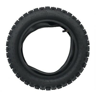 80/100-10 3.00- 10 Tyre Tire and Tube for 90c 110cc 125cc Pit Dirt Bike sa0