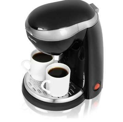 Elgento 2 CUP COFFEE MAKER
