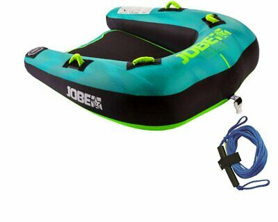 Jobe Tube Tribal II paquet fun-tubes SPORT SPORT AQUATIQUE laisse