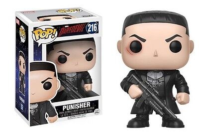 Funko Pop! Vinyl Netflix Daredevil: Punisher *SHIPPED FOR THE COLLECTOR*