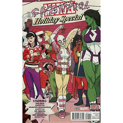 Gwenpool Holyday Special 1