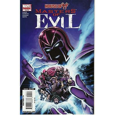 House of M : Masters of Evil 4