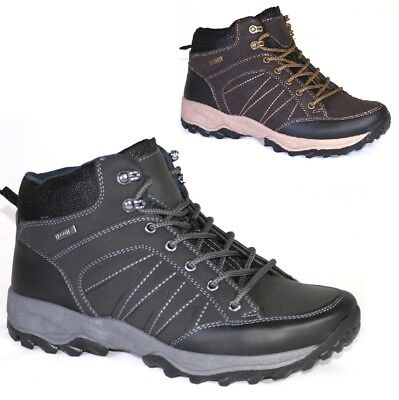 STALLION Lightweight Walking Hiking Waterproof Outdoor Mens shoes Boots SZ 6-13