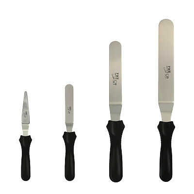 PME Stainless Steel Tapered & Angled Blade Palette Knife Cake Icing Sugarcraft