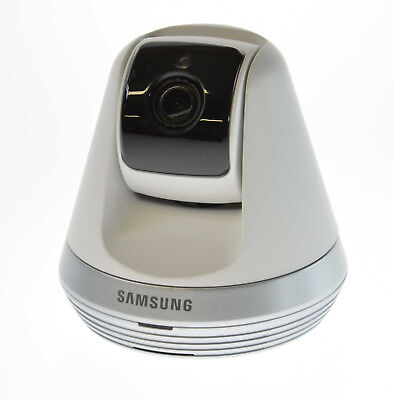 Samsung Smart Home Camera Full HD Compact Indoor Security SNH-V6410PNW/UK White
