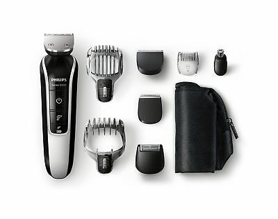 Philips MultiGroomGrooming set water resistant. 8 Accessories for Beard and... -