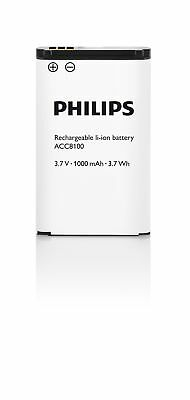 Philips ACC8100 Rechargable lithium ion battery for Philips Pocket Memo dic... -