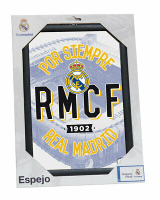 REAL MADRID CF® Espejo Decorado