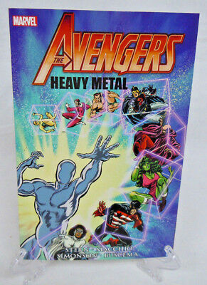 The Avengers Heavy Metal Collects 286-293 Marvel Comics TPB Trade Paperback New