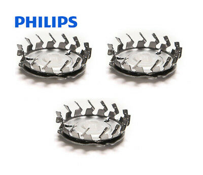 3x Genuine Shaver Heads Blade Cutter for Philips HQ56 HQ55 HQ4+ HQ3