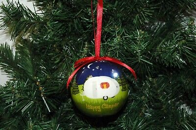 Hy Camper Light Up Round Ball Christmas Ornament 9 95
