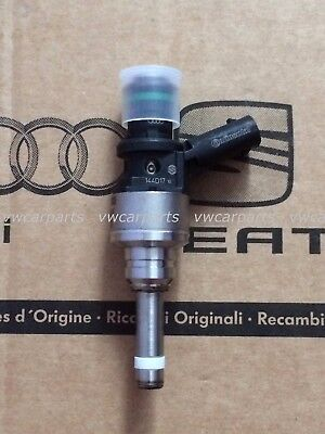 NEW Original OEM AUDI INJECTOR RS6 RS7 V8 TFSI UPGRADE/TUNING S3 RS3 GOLF R GTI
