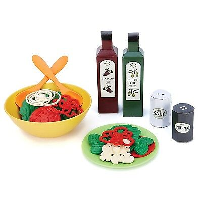 Green Toys 16-Piece Salad Set