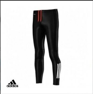 adidas YK R Training Leggings Tights Trousers Youth Boys Black free 1st class de