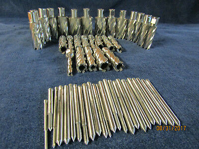 28 Hougen Rotabroach Cutters ,great Condition,used $25.00 Each Bit