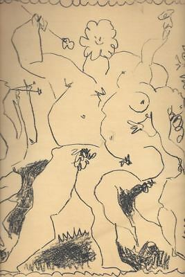 "Pablo Picasso Catalogue Raisonne, ""Picasso Lithographe, Vol. III"""