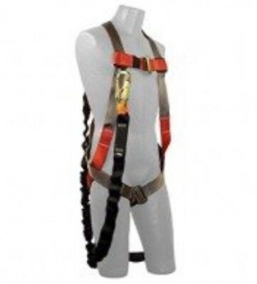 Raymond Safety Harnesses W/Lanyard Fall Protection  COMBO Proudly Made in USA!