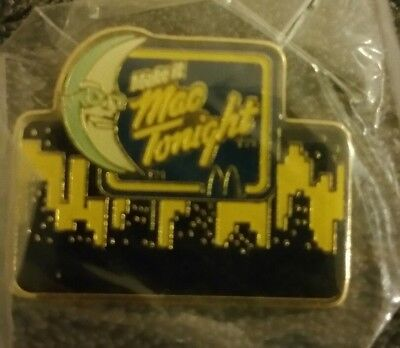 Make It Mac Tonight  McDonald's Crew Pin. New