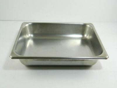 Polar Ware NSF Stainless Steel Baking Serving Warming Pan 4 Quart E12102