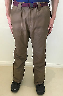 Airblaster Snowboard Pants Xl With Belt