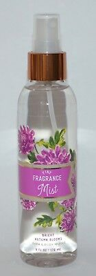 Bath Body Works Bright Autumn Blooms Fine Fragrance Mist Spray Splash 6 Oz Large