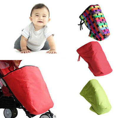 Warm Baby Stroller Foot Muff Buggy Thickened Foot Cover Stroller Accessories