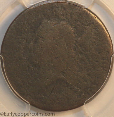 1793 C2 Liberty Cap Half Cent PCGS PR1 Lowball original affordable key date