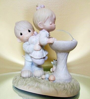 "New Enesco Precious Moments ""Your Love Is So Uplifting"" Collectible Figurine"