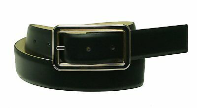 Style & Co. Two-Tone Buckle Pant Belt (l)