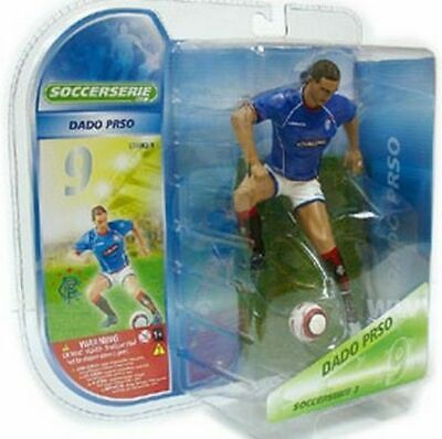 DADO PRSO Action Figures 3D Stars Football (h 15cm) RENGERS FC SOCCERSERIE NUOVO
