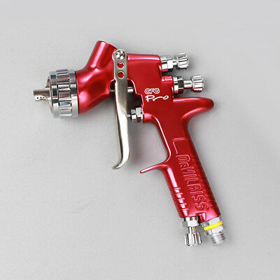 DEVILBISS HVLP Gravity Feed Manual Spray Gun GFG 02 High Transfer Efficiency