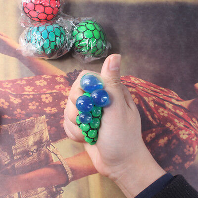 Molecule DNA Ball Sensory Autism Toy Stress Ball Squeeze Calming Anxiety Tool