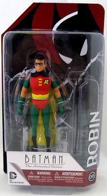 Batman The Animated Series BTAS - ROBIN Action figure on a Red Card